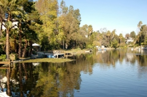 Cherry Lake, Newport Beach, CA