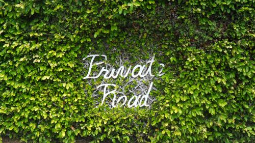 Private Road, Newport Beach, CA